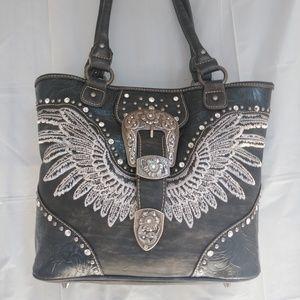 Montana West Shoulder Handbag Purse